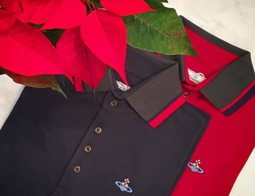 Polo perfection from Dame Viv, and what a fabulous Christmas gift they make 🏻  Shop our insta- Link in our Bio #10980