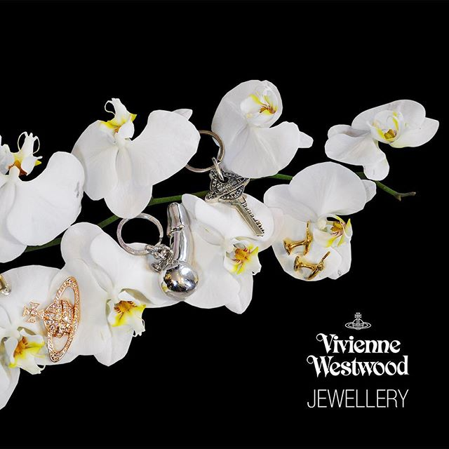 All of our new Vivienne Westwood jewellery pieces are now available on our online store. Follow the link to shop the collection // www.pourtous.com.au