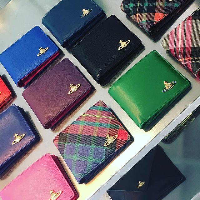 Westwood Wallets at Pour Tous