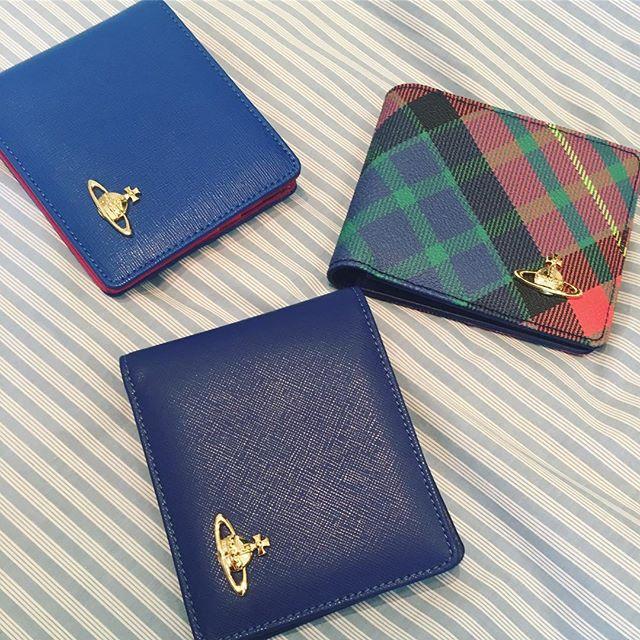 Westwood Wallets at Pour Tous 🏻