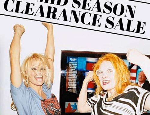 50% off Vivienne Westwood and McQ Alexander McQueen in store and online now! Woo hoo! Link in our bio
