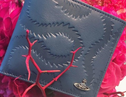 Vivienne Westwood Squiggle embossed wallet in beautiful sky blue, made with love in Italy and in store now 🏻Shop our insta- Link in our Bio #33306