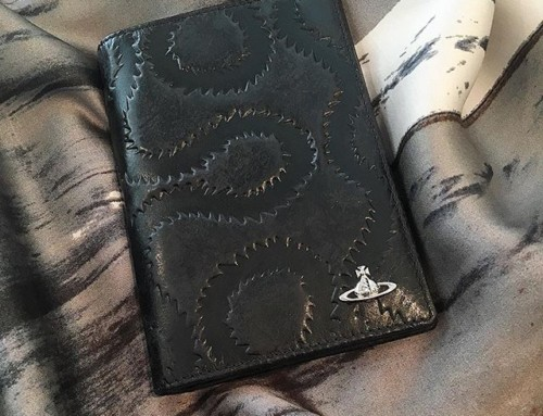 Going somewhere fab? This Vivienne Westwood passport holder in embossed Squiggle is in store and online now ️ Shop our insta- Link in our Bio #11137