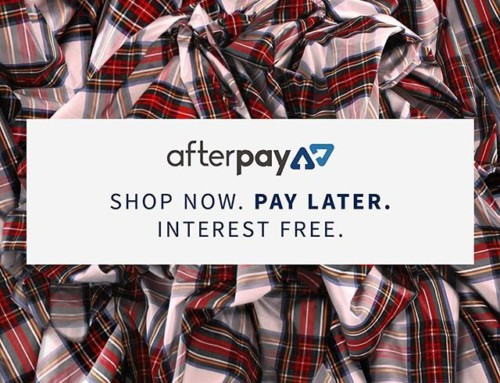 We now offer afterpay! Woo hoo!  Shop now link in our bio