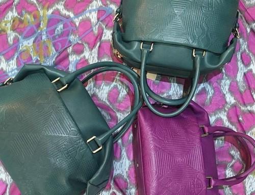 Vivienne Westwood Hogarth Bag #11120