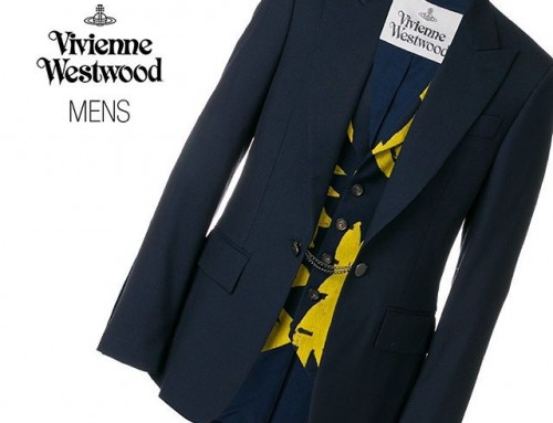 Some great Vivienne Westwood men's pieces have been added to our clearance including this fabulous waistcoat jacket was $1650 now $825. Limited sizes available 🖤 shop now link in our bio #11504