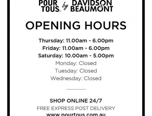 Our opening hours have changed 🕰 shop now link in our bio
